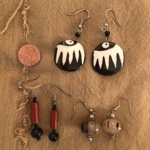 🌟Bundle SALE🌟 One of a kind earrings!